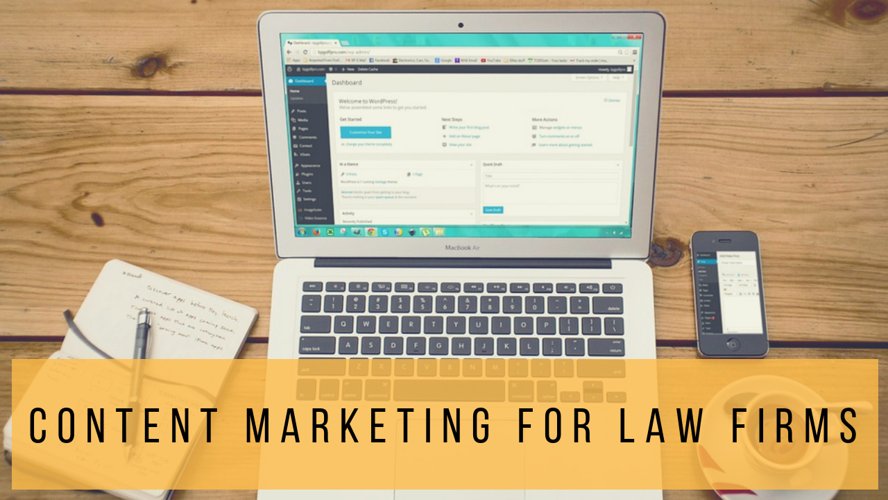 Why Your Law Firm Needs Great Website Content