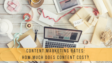 Content Marketing Rates: How Much Does Content Cost?