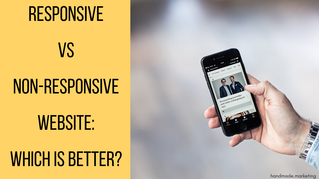 Responsive Vs Non-Responsive Website: Which Is Better?