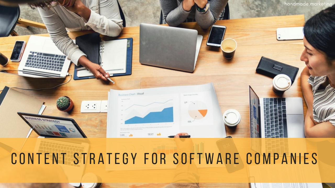 7 Content Marketing Strategies for Software Development Companies