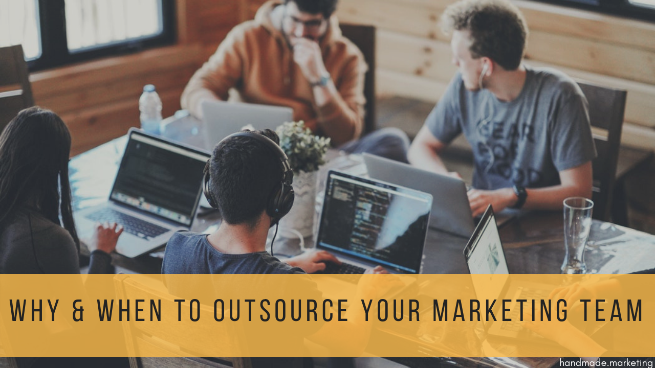How to Know If You Need to Outsource Your Marketing Team