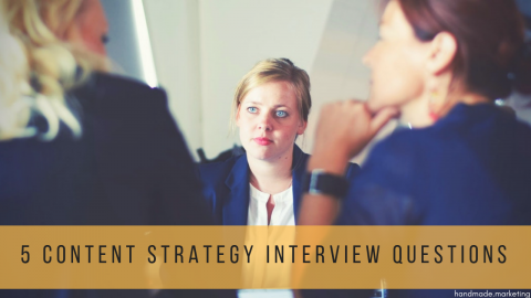 5 Important Questions to Ask During a Content Strategy Interview