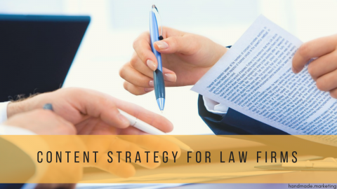 5 Steps to a Successful Content Strategy for Law Firms