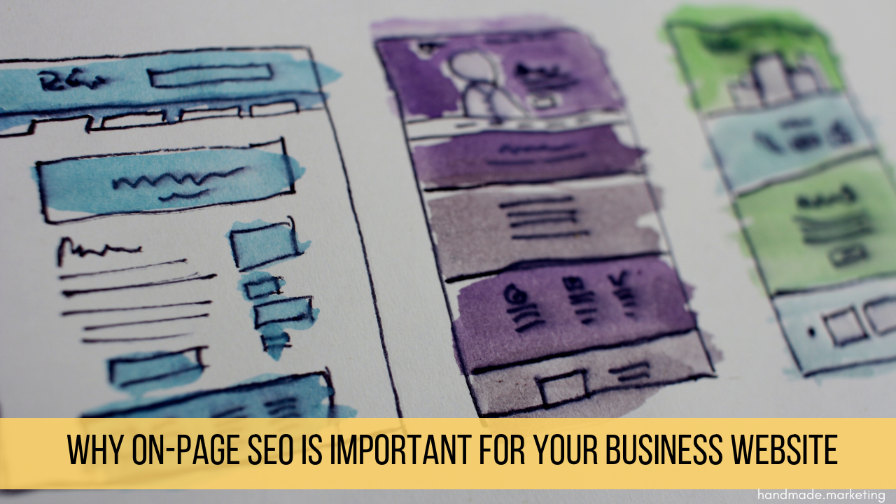 Why On-Page SEO Is Important for Your Business Website