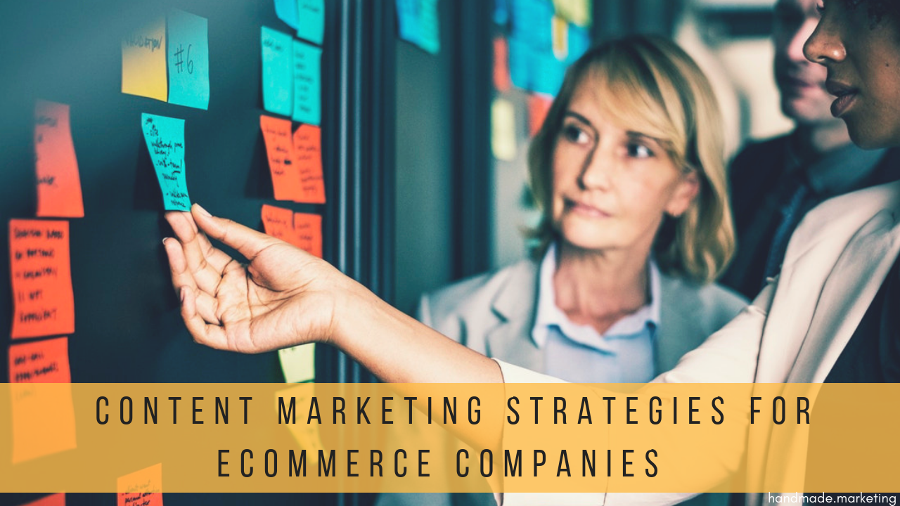 Your 7-Step eCommerce Content Marketing Plan Template | HandmadeSEO