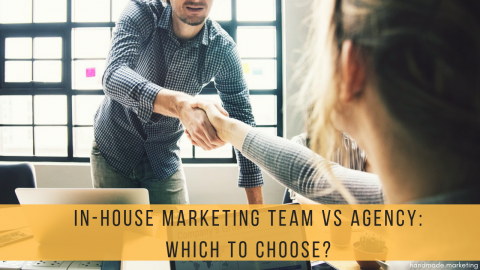 In-house Marketing Team vs Agency: Which One Is for You?