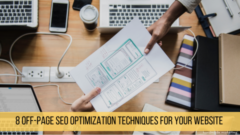 8 Off-page SEO Optimization Techniques for Your Website Visibility